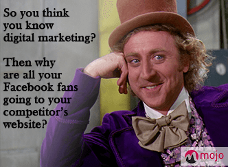 digital marketing - condescending wonka