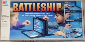battleship board game set