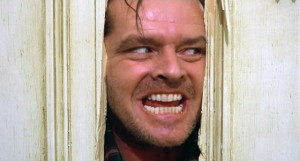 Here's johnny, Jack Nicholson, The Shinning