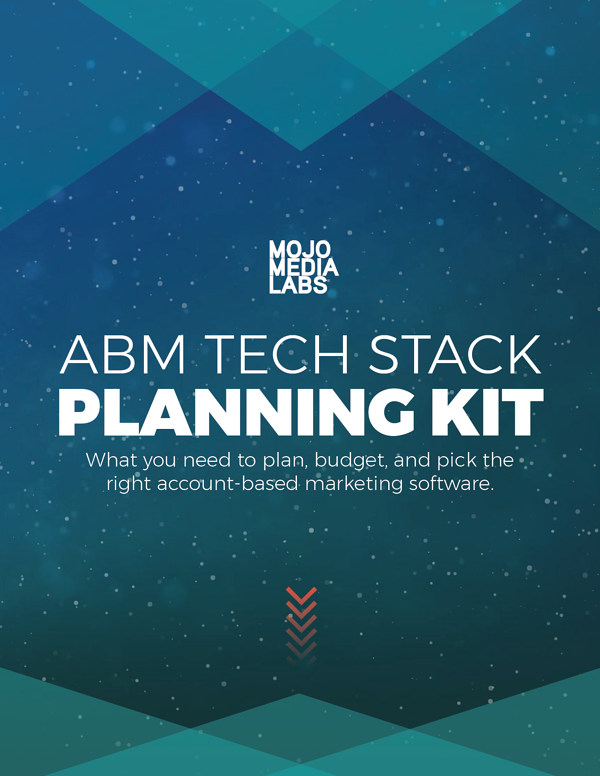 ABM Techstack Homepage