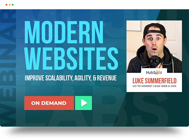 ON DEMAND-Homepage