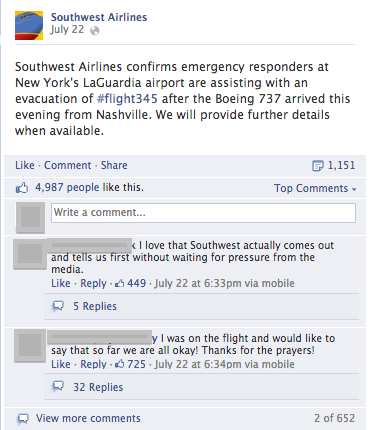 3 Great Examples of Crisis Management on Social Media