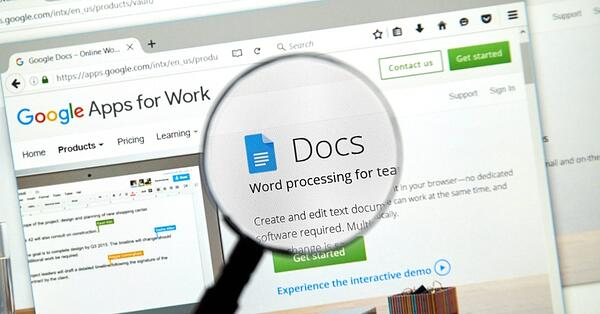 Your Guide to Collaborative Document Editing With Google Docs