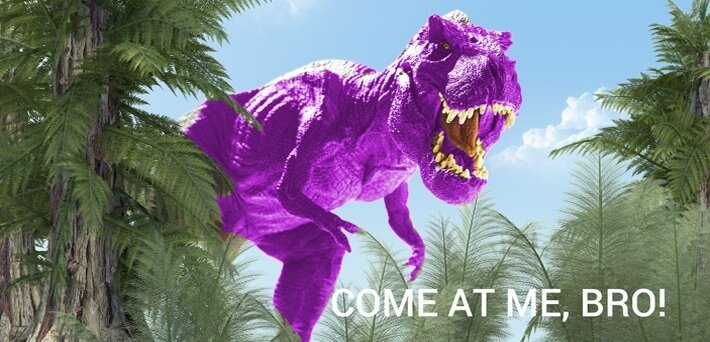 mojo-blog-color-purple-dinosaur