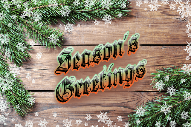 seasons greetings designer best practices