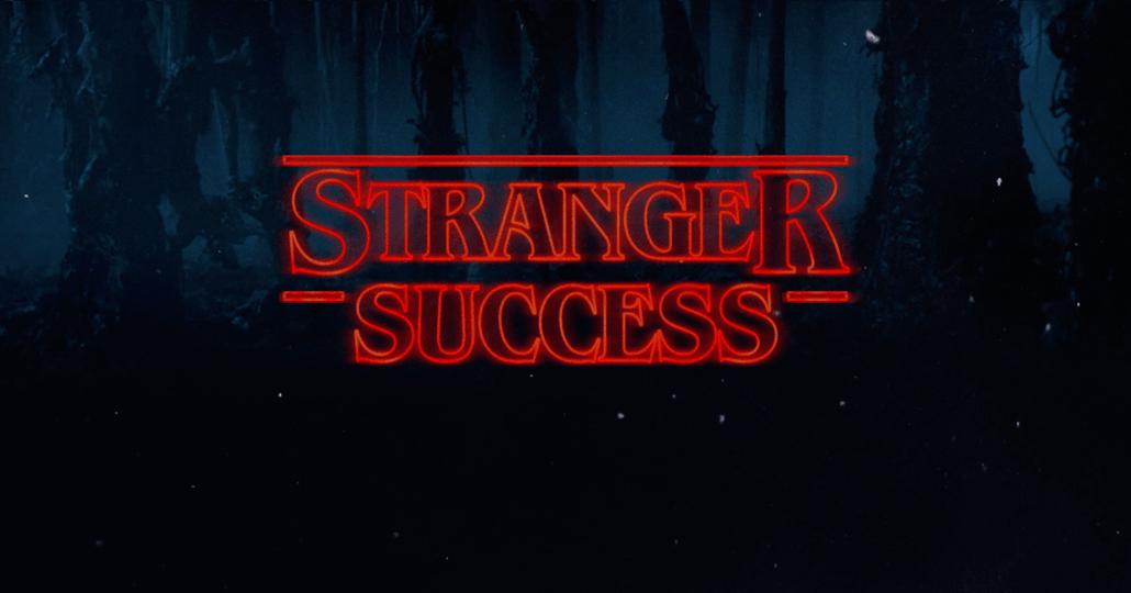 stranger things season 2 netflix marketing