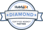 Logo of Hubspot Diamond Partner