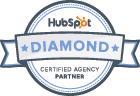 Logo of Hubspot Diamond Partner