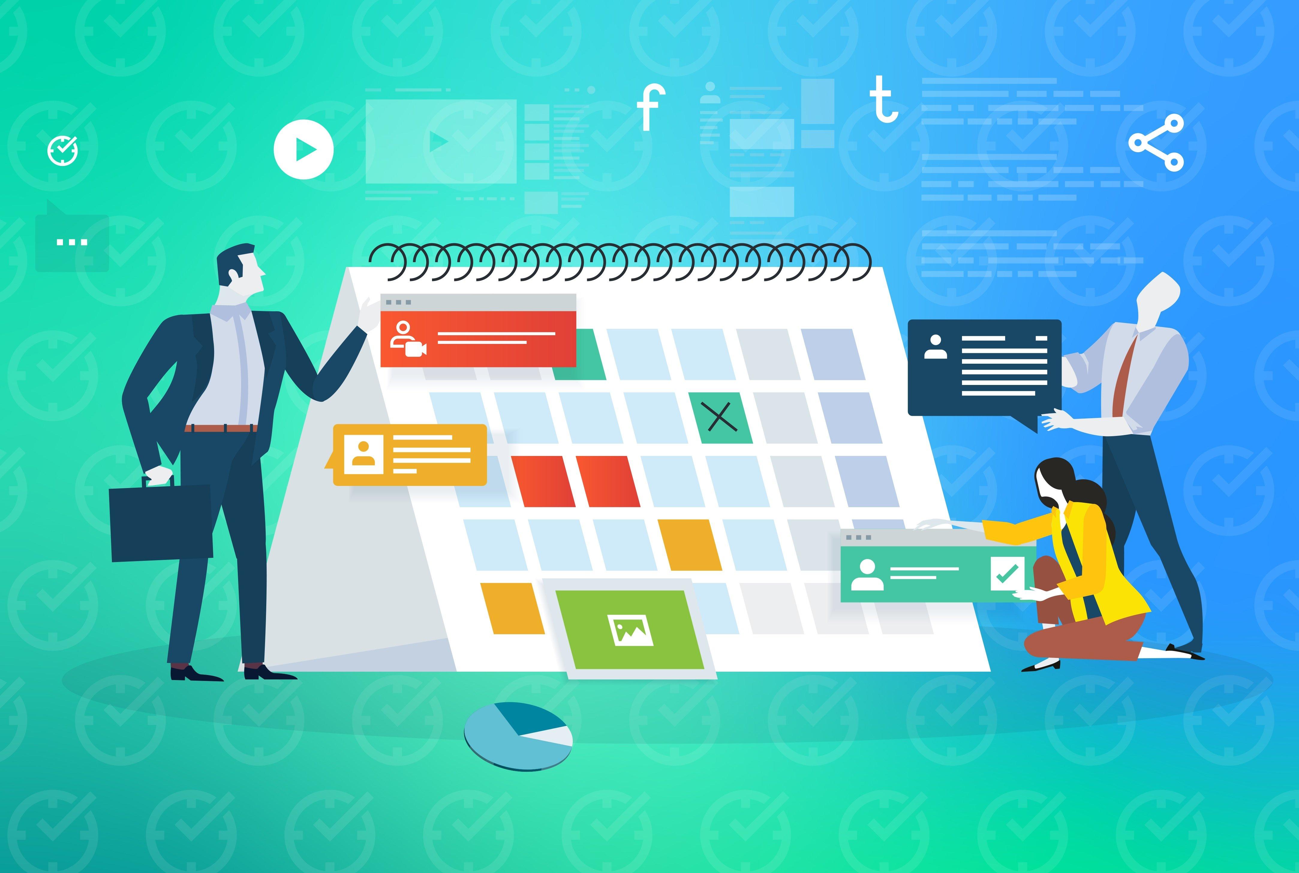 SW-mojo-blog-header-The Business Professional's Guide to Calendar Etiquette